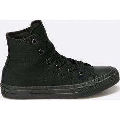 Converse - Trampki Chuck Taylor All Star II. Czarne buty sportowe dziewczęce Converse, z materiału. W wyprzedaży za 179,90 zł.