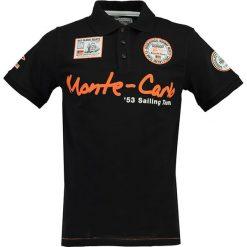 "Koszulki polo: Koszulka polo ""Komen"" w kolorze czarnym"