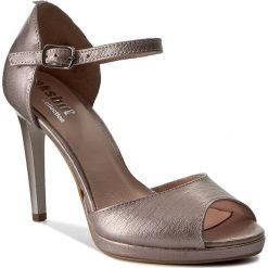 Rzymianki damskie: Sandały EKSBUT – 36-4114-H56-1G Róż
