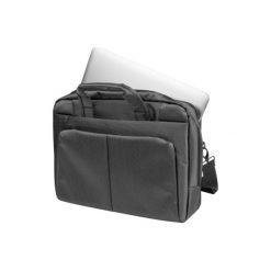 Torba NATEC Gazelle 13-14 Grafitowy. Szare torby na laptopa marki Natec, w paski, z nylonu. Za 69,90 zł.