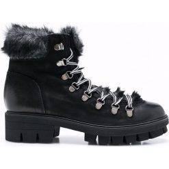 Buty zimowe damskie: Tamaris - Botki