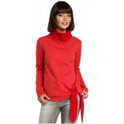 Bewear Bluza Damska L Czerwony. Czerwone bluzy damskie BeWear, l, z materiału. W wyprzedaży za 159,00 zł.