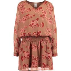 Sukienki hiszpanki: ICHI CILLO  Sukienka letnia old rose