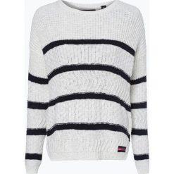Swetry klasyczne damskie: Superdry – Sweter damski, beżowy
