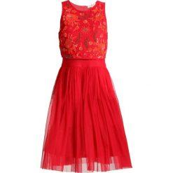 Sukienki: Derhy BIFURCATION Sukienka koktajlowa rouge