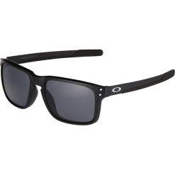 Oakley HOLBROOK MIX Okulary przeciwsłoneczne matte black/grey. Czarne okulary przeciwsłoneczne damskie aviatory Oakley. Za 639,00 zł.
