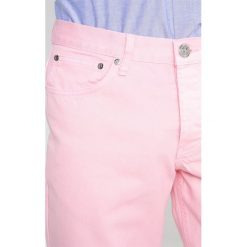 Jeansy męskie regular: Soulland ERIK Jeansy Relaxed Fit pink