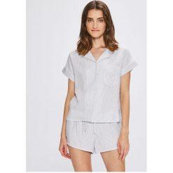 Calvin Klein Underwear - Top piżamowy. Różowe piżamy damskie marki Calvin Klein Underwear, l, z dzianiny. W wyprzedaży za 139,90 zł.
