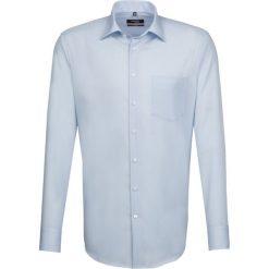 Seidensticker MODERN FIT B&T Koszula biznesowa rot. Niebieskie koszule męskie Seidensticker, m, z bawełny. Za 349,00 zł.