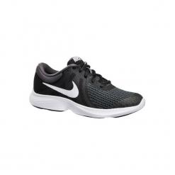 Buty damskie do szybkiego marszu Revolution 4 w kolorze czarno-białym. Czarne buty do fitnessu damskie Nike. Za 199,99 zł.