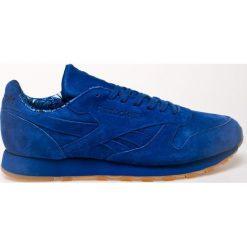Buciki niemowlęce: Reebok Buty juniorskie Classic Leather TDC niebieskie r. 37 (BD5052)