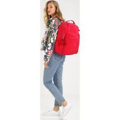Kipling SEOUL GO  Plecak true pink. Czerwone plecaki damskie Kipling. Za 379,00 zł.
