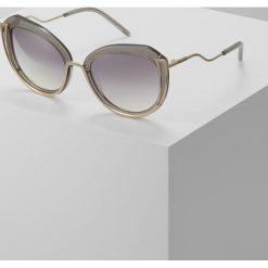 Okulary przeciwsłoneczne damskie: KARL LAGERFELD Okulary przeciwsłoneczne medium goldcoloured