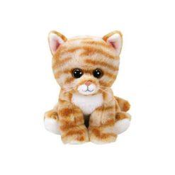 Maskotka TY INC Beanie Babies Cleo - złoty pręgowany kot 15cm 42305. Żółte przytulanki i maskotki marki TY INC. Za 19,99 zł.