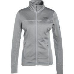 The North Face KYOSHI DEE Kurtka z polaru grey dark heather. Szare kurtki sportowe damskie marki The North Face, xs, z elastanu. W wyprzedaży za 319,20 zł.