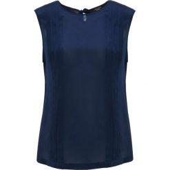 WEEKEND MaxMara BILL Bluzka nachtblau. Niebieskie bralety WEEKEND MaxMara, xs, z jedwabiu. Za 509,00 zł.