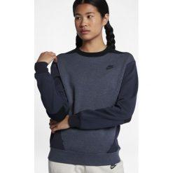 Bluza Nike NSW Tech Fleece Crew CB (884431-451). Czarne bluzy damskie marki Alpha Industries, z materiału. Za 184,99 zł.