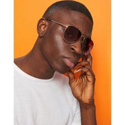 Okulary przeciwsłoneczne - Złoty - 2