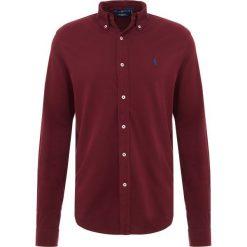 Polo Ralph Lauren FEATHERWEIGHT  Koszula classic wine. Szare koszule męskie marki Polo Ralph Lauren, l, z bawełny, button down, z długim rękawem. Za 459,00 zł.