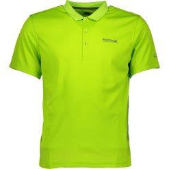 """Koszulki polo: Funkcyjna koszulka polo """"Maverick IV"""" w kolorze zielonym"""