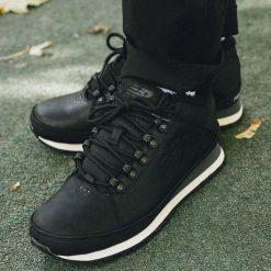 Buty New Balance Lifestyle 754 (HL754BN). Czarne buty trekkingowe męskie New Balance, z materiału, outdoorowe. Za 349,99 zł.