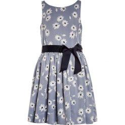 Odzież dziecięca: Polo Ralph Lauren FIT DRESSES Sukienka letnia blue/cream multi