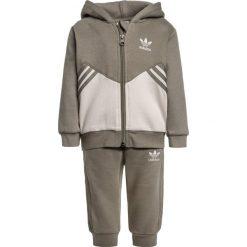 Bejsbolówki męskie: adidas Originals HOODIE SET Bluza rozpinana trace cargo/clear brown