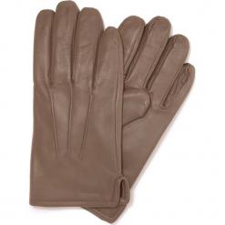 Rękawiczki męskie 39-6-308-0A. Brązowe rękawiczki męskie Wittchen. Za 159,00 zł.