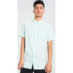 Koszule męskie na spinki: Knowledge Cotton Apparel SHORT SLEEVED Koszula seacreast