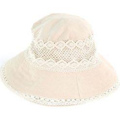 Kapelusz damski Soft cotton beżowa. Brązowe kapelusze damskie Art of Polo. Za 32,73 zł.