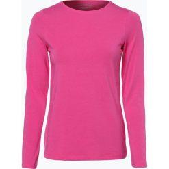 Franco Callegari - Damska koszulka z długim rękawem, różowy. Zielone t-shirty damskie marki Franco Callegari, z napisami. Za 89,95 zł.