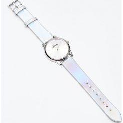 Zegarek - Wielobarwny. Białe zegarki damskie Cropp. Za 29,99 zł.