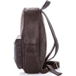 Plecaki męskie: Skórzany ekskluzywny plecak Włoski Ręcznie robiony
