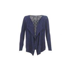 Swetry rozpinane / Kardigany Betty London  DINNA. Niebieskie kardigany damskie Betty London, l. Za 143,20 zł.