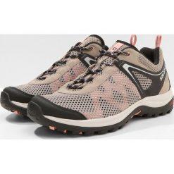 Salomon ELLIPSE MEHARI  Obuwie hikingowe vintage kaki/phantom/coral almond. Szare buty sportowe damskie marki Salomon. Za 399,00 zł.