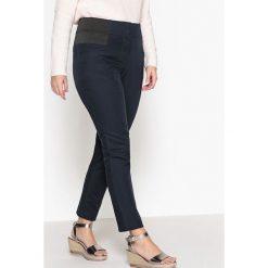 Spodnie z wysokim stanem: Spodnie slim, cygaretki, wysokie