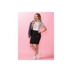 Spódnica damska obcisła casual. Różowe spódnice wieczorowe TXM, uniwersalny, w prążki, dopasowane. Za 24,99 zł.