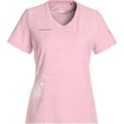 Mammut TROVAT WOMEN Tshirt z nadrukiem rose melange. Czerwone t-shirty damskie Mammut, m, z nadrukiem, z elastanu. Za 209,00 zł.
