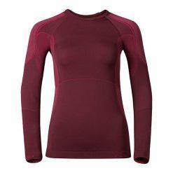 Odlo Koszulka tech. Odlo Shirt l/s crew neck EVOLUTION X-WARM - 180831 - 180831/30273/M. Brązowe t-shirty damskie Odlo, l. Za 262,69 zł.