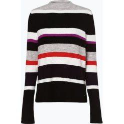 Comma casual identity - Sweter damski, czarny. Czarne swetry klasyczne damskie comma casual identity. Za 299,95 zł.