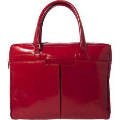 Teczka STEFANIA - SV-B-841 Czerwony. Czarne aktówki damskie marki Stefania, ze skóry. W wyprzedaży za 299,00 zł.