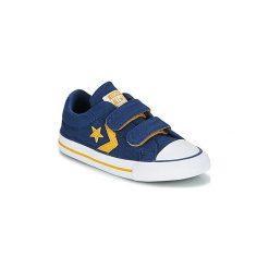 Buty Dziecko Converse  Star Player EV 2V Ox Sport Canvas. Niebieskie trampki chłopięce marki Converse, retro. Za 125,30 zł.