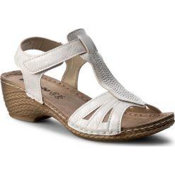 Rzymianki damskie: Sandały INBLU – TRBBOO17  Srebrny