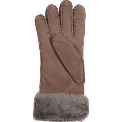 Rękawiczki damskie: UGG CLASSIC GLOVE Rękawiczki pięciopalcowe stormy grey