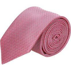 Krawat platinum róż classic 213. Czerwone krawaty męskie Recman. Za 49,00 zł.
