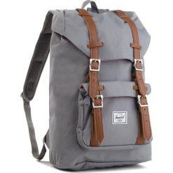 Plecak HERSCHEL - Lil Amer M 10020-00006 Grey. Szare plecaki męskie Herschel, z materiału, sportowe. W wyprzedaży za 329,00 zł.