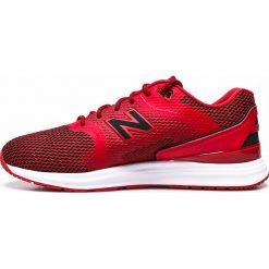New Balance - Buty. Czerwone halówki męskie New Balance, z gumy. W wyprzedaży za 219,90 zł.