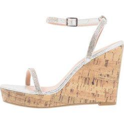 Sandały damskie: New Look PORRIGE Sandały na obcasie silver