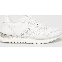 Versace Jeans - Buty. Szare buty sportowe damskie marki adidas Originals, z gumy. Za 699,90 zł.