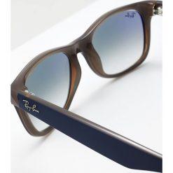 RayBan NEW WAYFARER Okulary przeciwsłoneczne crystal standard. Czarne okulary przeciwsłoneczne damskie lenonki Ray-Ban. Za 589,00 zł.